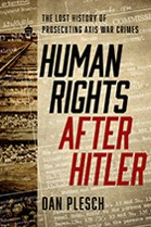 Book cover: Human Rights after Hitler by Dan Plesch