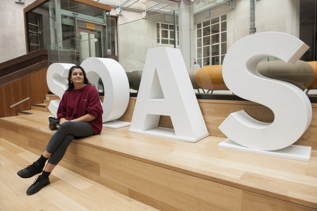 BA History and South Asian Studies second year student talks to SOAS Blog
