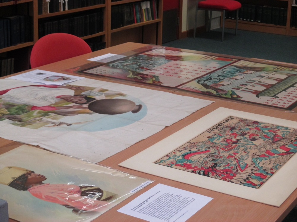 SOAS Library Archives - History