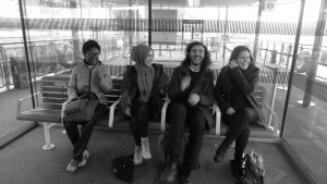 Field trip - on the Thames