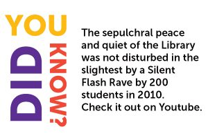 Did you know - SOAS Library - alternative Bloomsbury