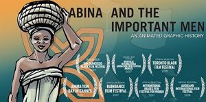 Abina and the Important Men - Black History Month