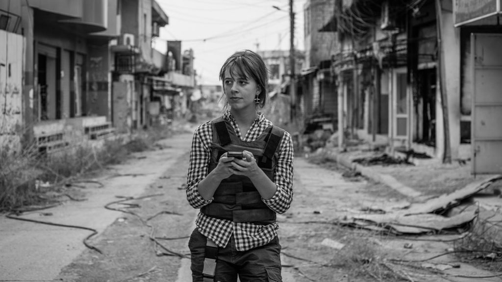 Louise Callaghan, foreign correspondent, journalist, Middle East