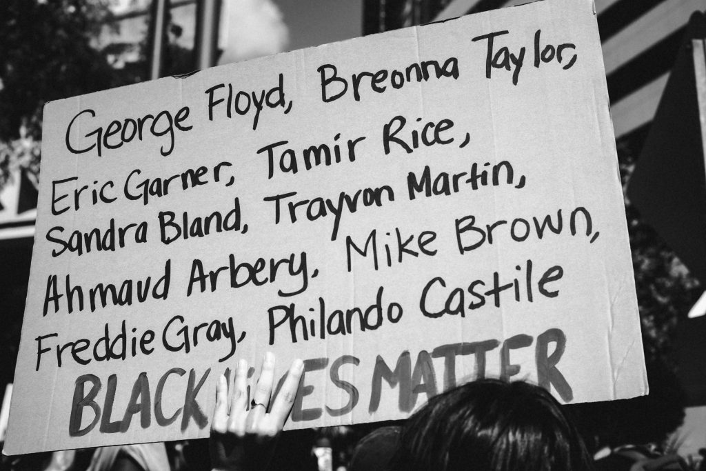Black Lives Matter protests/ George Floyd