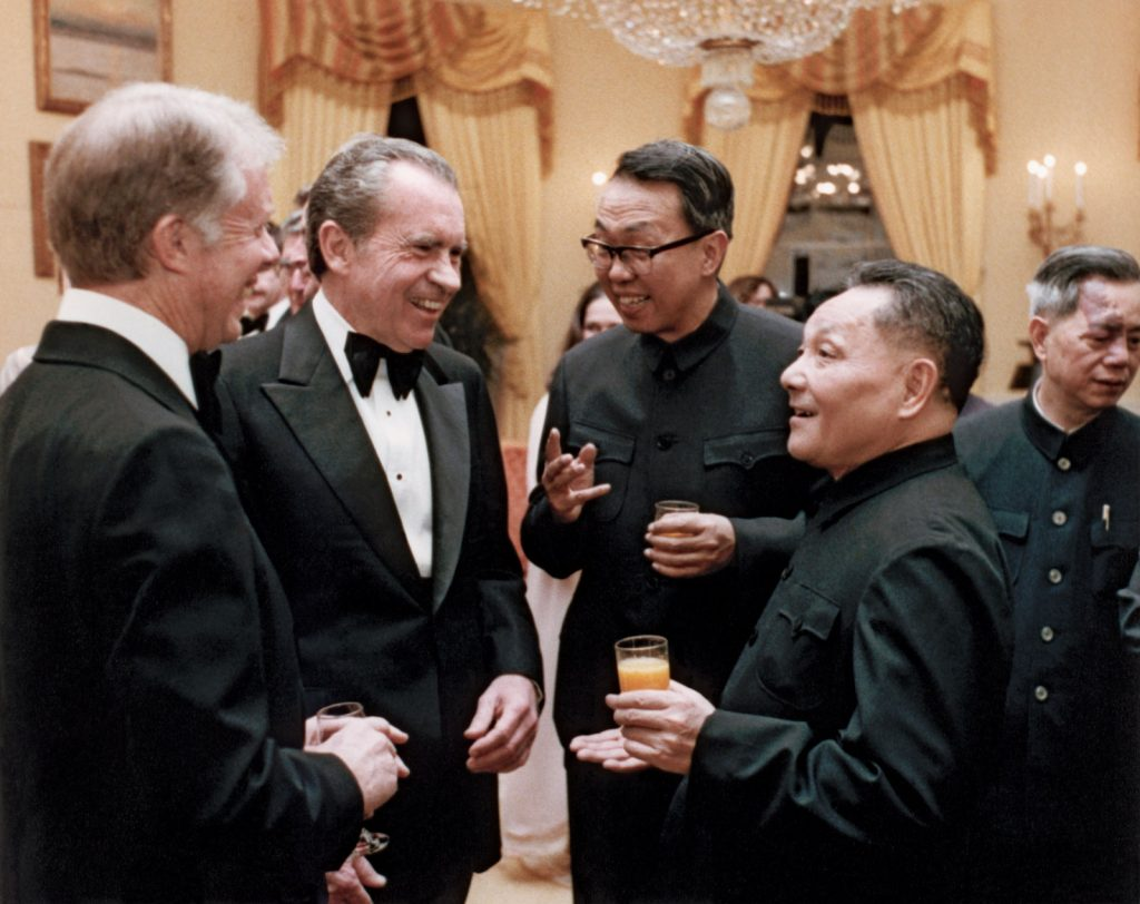 Nixon, China, US/China relations