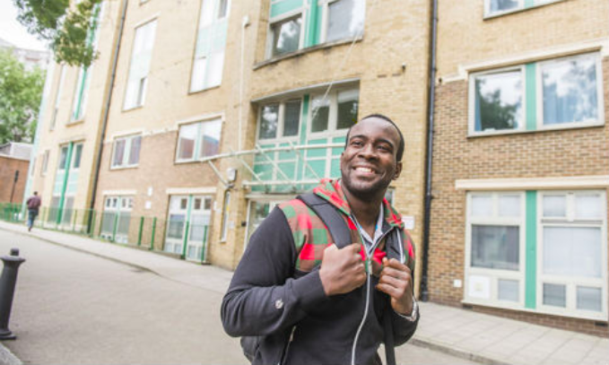 Student accommodation SOAS clearing