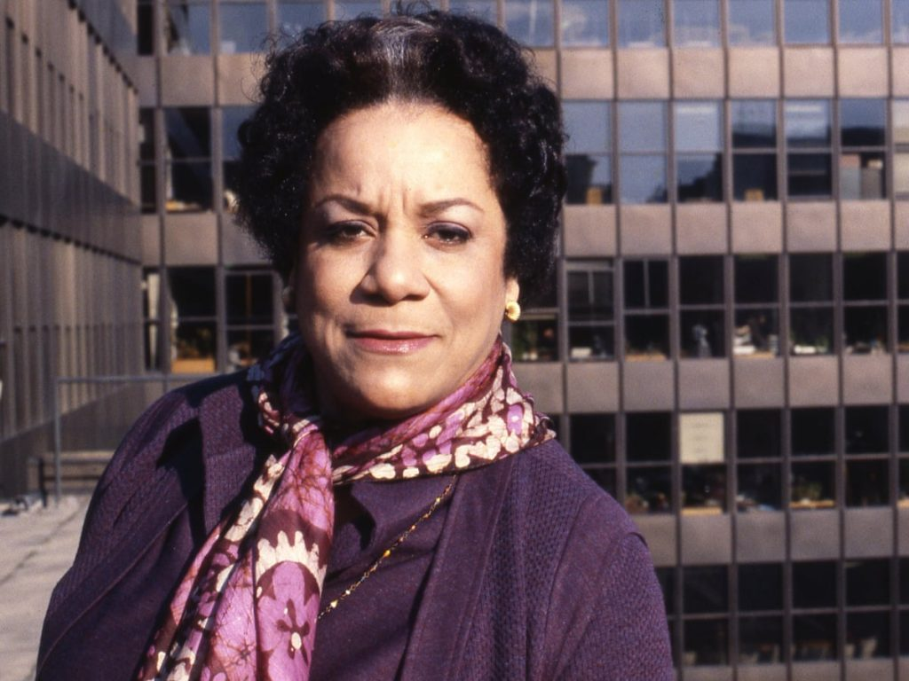 Dame Jocelyn Barrow, one of the Black British Women behind the civil rights movement