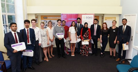 Undergraduate Law Prize Winners