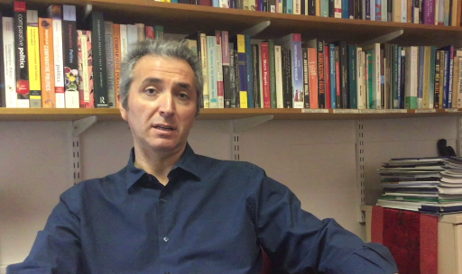 Professor Lawrence Sáez, Professor in the Political Economy of Asia in the Department of Politics at SOAS.