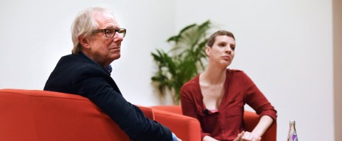 Ken Loach discusses austerity in neoliberal Britain