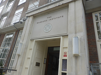 Warburg Institute in Woburn Square