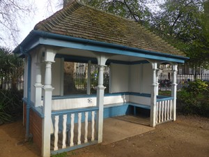 Summerhouse in Woburn Square