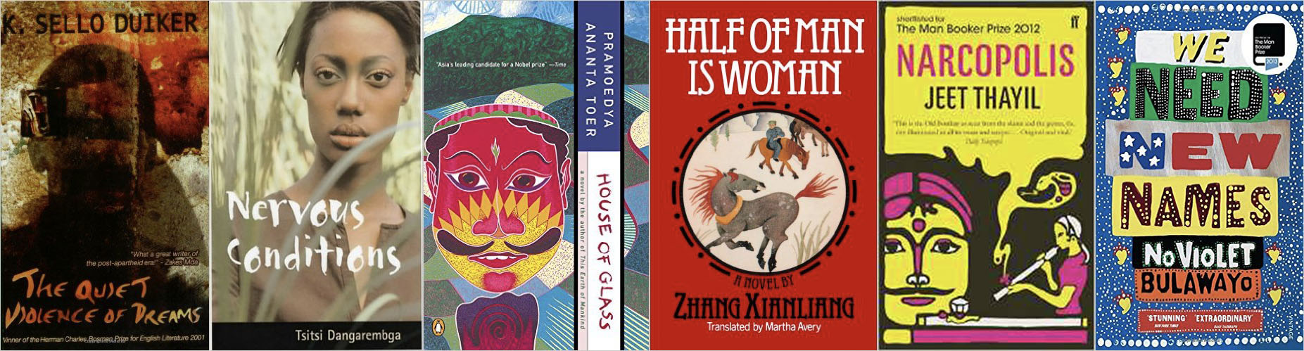 50 Of Soas's Favourite Books By Nonwestern Authors  Study At Soas Blog