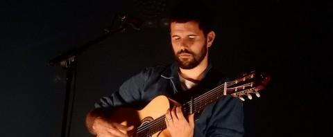 Musician Nick Mulvey waxes lyrical about SOAS
