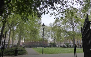 Argyle Square, King's Cross