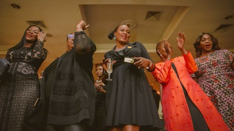 The A in SOAS is for Africa: one night in Lagos