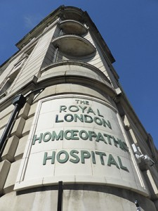 Royal London Homeopathic Hospital, Queen Square