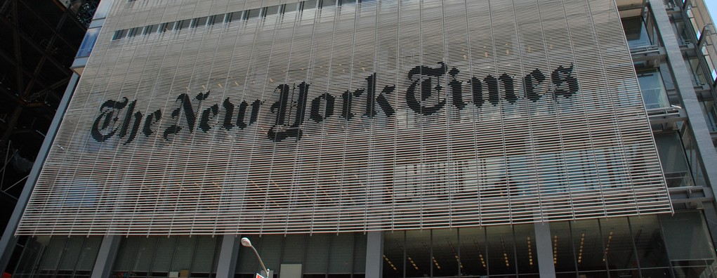 Media leaks, New York Times