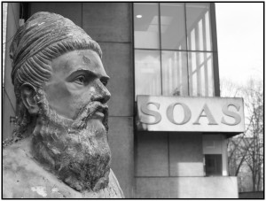 Thiruvalluvar, SOAS, London Symphony