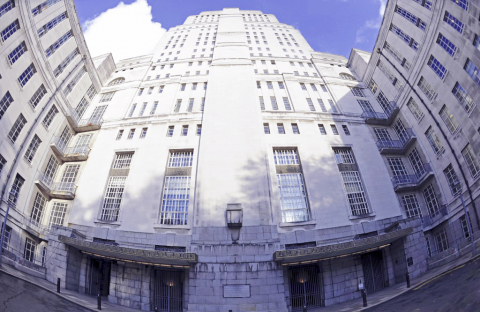 Theatrical reading of '1984' at Senate House