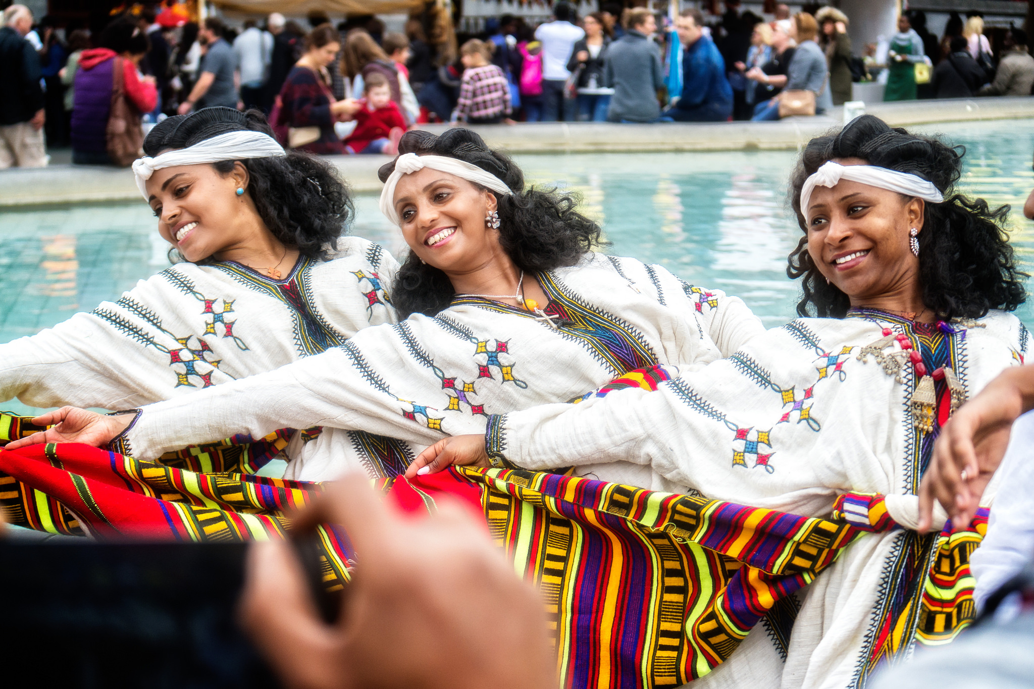 Africa on the Square, Trafalgar Square