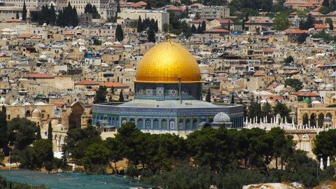 Jerusalem: background and thoughts on the future