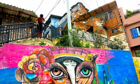 Comuna 13: How Medellin's most infamous community reinvented itself