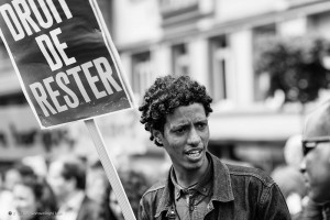 (c) Gustave Deghilage (Flickr) Demo, Lausanne, 9 May 2015