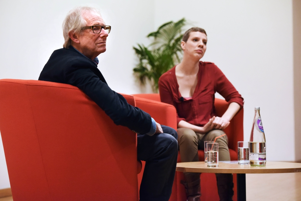 Ken Loach discusses austerity - Film Studies
