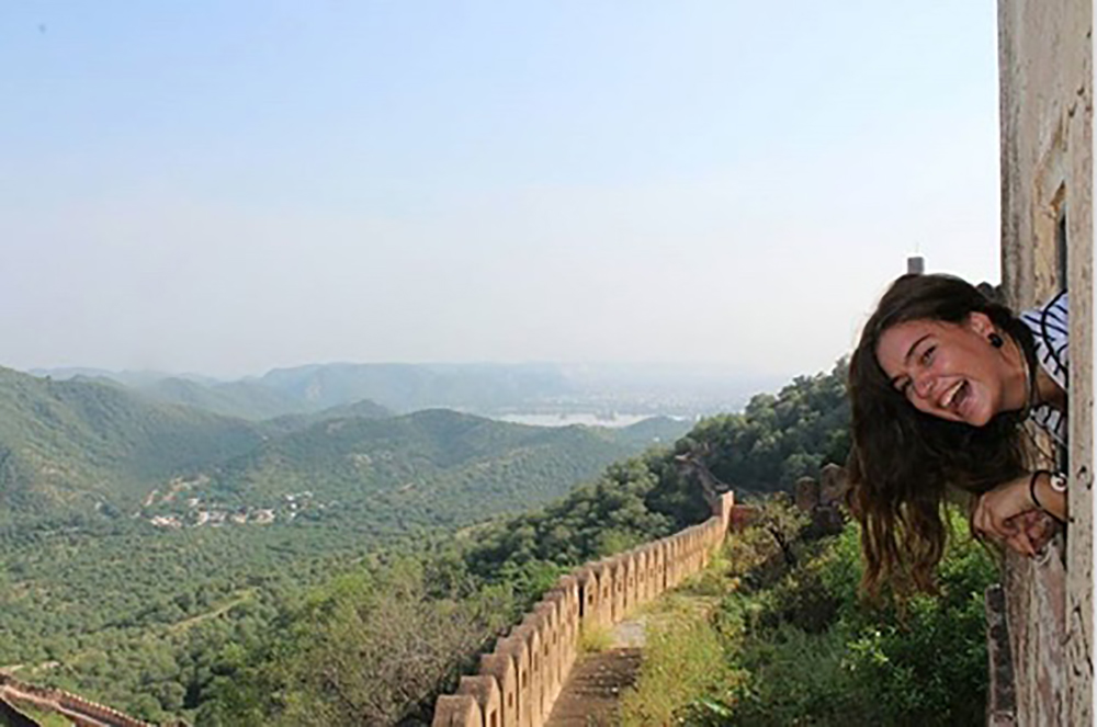 Sara Manni on her Year Abroad in Jaipur, Rajasthan