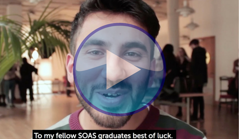 goodbye and farewell - Life at SOAS