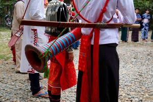 Drums and swords: Cultural Day details