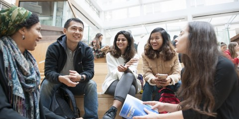 SOAS in global top 10 for international experience