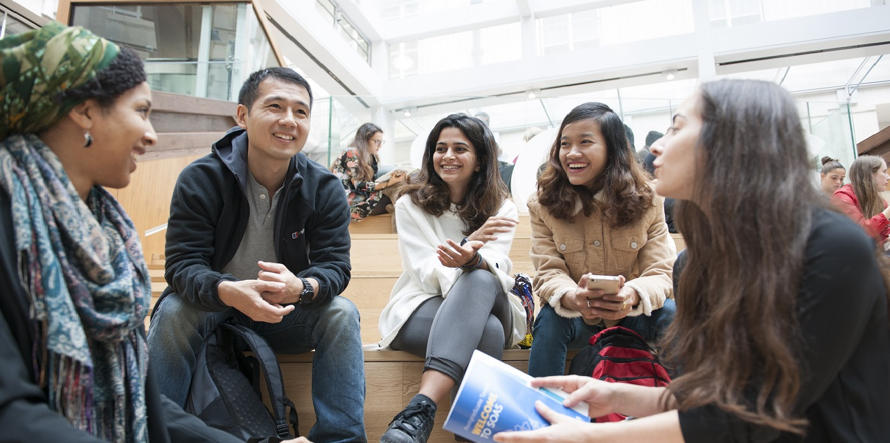 SOAS comes 6th in the International Student Table 2018