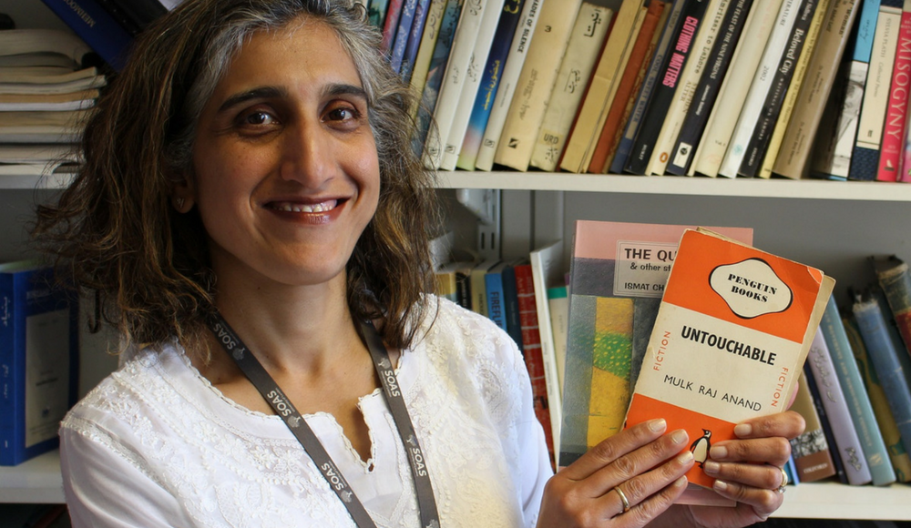 Dr Amina Yaqin, Senior Lecturer in Urdu and Postcolonial Studies