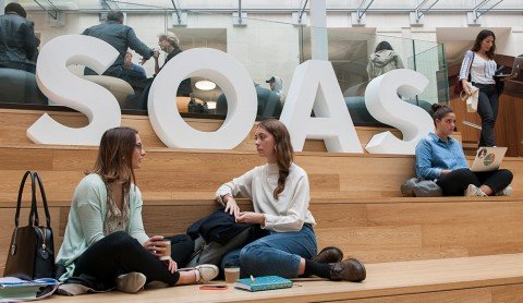 Coming to SOAS through Clearing or Adjustment