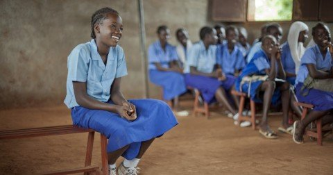The role of diplomacy in mobilising support for girls' education