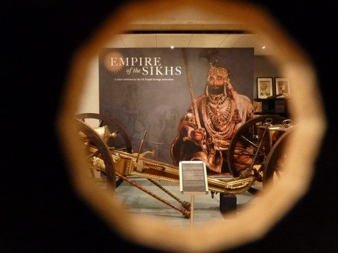 'Empire of the Sikhs' – new exhibition a big hit with visitors