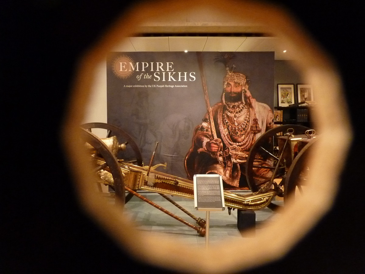 New exhibition on the Sikh Empire draws big crowds