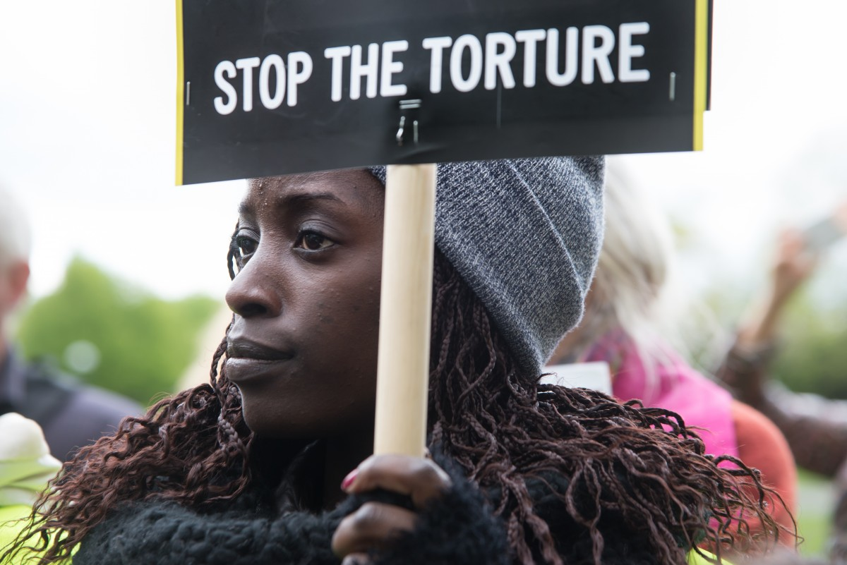 There is still widespread support for torture designed to tackle national security threats.