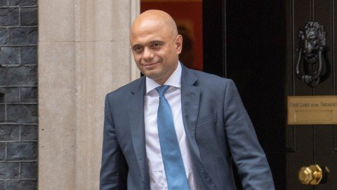 "Javid tweet: ""Racial profiling is completely unacceptable"""