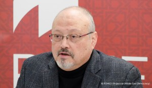 Day to end impunity for crimes against journalists - jamal khashoggi © POMED