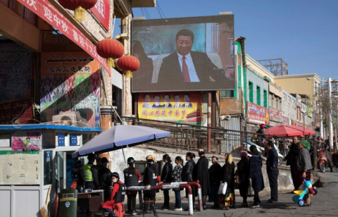 The plight of Xinjiang's Muslim population