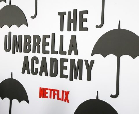 The Umbrella Academy fails the Bechdel Test. That is not a bad thing.