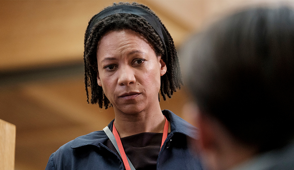 Nina Sosanya playing Jess, Killing Eve © BBC/Sid Gentle