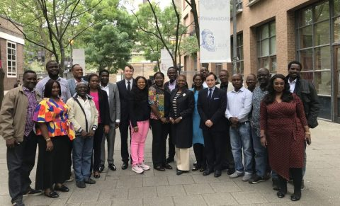 Nigerian civil servants attend 5 day workshop at SOAS