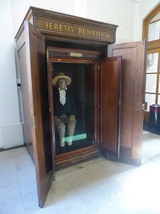 Jeremy Bentham - alternative Bloomsbury