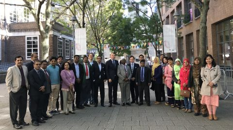 Civil servants from Bangladesh attend 10-day training course at SOAS