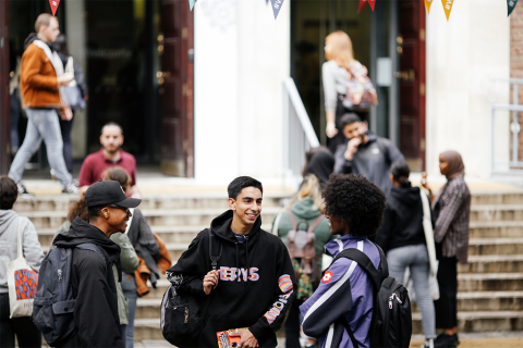 General Election Day: the vibe at SOAS