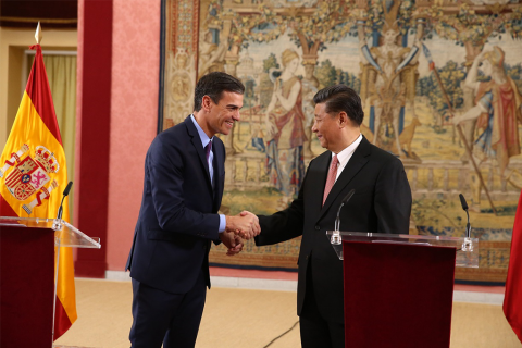 Challenges and Opportunities: A 2020 vision of China's relations with Europe